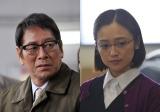 係長の亀山(大杉漣)は緑、中条靖子(安達祐実)は紫がテーマカラー(C)テレビ東京