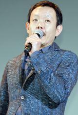 映画『ホテルコパン』の初日舞台あいさつに出席した近藤芳正 (C)ORICON NewS inc.