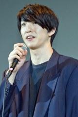 映画『ホテルコパン』の初日舞台あいさつに出席した前田公輝 (C)ORICON NewS inc.