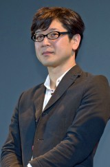 映画『ホテルコパン』の初日舞台あいさつに出席した大谷幸広 (C)ORICON NewS inc.