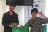 番組で次の恋を語ったオリエンタルラジオの藤森慎吾(右)