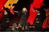 10年ぶりの来日公演で2万人を熱狂させたマドンナ Photo by Yoshika Horita