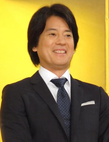 NHK連続テレビ小説『とと姉ちゃん』に出演することが発表された唐沢寿明 (C)ORICON NewS inc.