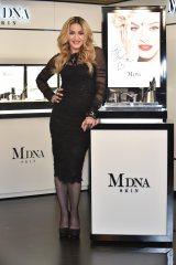 マドンナ=スキンケアブランド『MDNA SKIN』新商品発売記念イベント