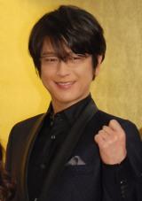 NHK連続テレビ小説『とと姉ちゃん』に出演することが発表された及川光博 (C)ORICON NewS inc.