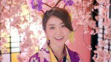 AKB48の10周年記念シングル「君はメロディー」(3月9日発売)MVより卒業生の大島優子
