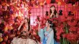 AKB48の10周年記念シングル「君はメロディー」(3月9日発売)MV場面カット