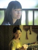 陰と陽、正反対の娘と母を演じる橋本愛と宮崎あおい