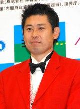 啓発活動イベント『3.11WALK』記者発表会に出席したマギー審司 (C)ORICON NewS inc.