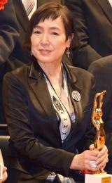 『第70回毎日映画コンクール』表彰式に出席した桃井かおり (C)ORICON NewS inc.