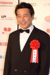 『第70回毎日映画コンクール』表彰式に出席した加藤健一 (C)ORICON NewS inc.