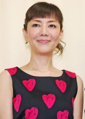 戸田恵子さんのコスチューム