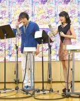 『映画 プリキュアオールスターズ みんなで歌う♪奇跡の魔法!』公開レコーディングの模様 (C)ORICON NewS inc.