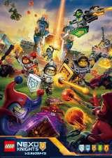 レゴブロックの世界がアニメ・ゲームと一体になった新シリーズ「レゴネックスナイツ」