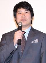 ほぼ全裸で主人公を演じた松山ケンイチ (C)ORICON NewS inc.