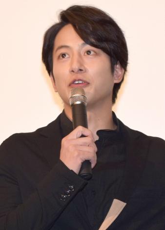 映画『珍遊記』の完成披露舞台あいさつに出席した (C)ORICON NewS inc.