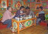 BS朝日『地球紀行』2月20日の放送は「日中共同制作 パンダの故郷美しき九寨溝〜速水もこみち中国・世界遺産の旅〜」。チベット族の一般家庭を訪問