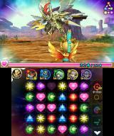 パズドラクロス ゲーム画面 (C) GungHo Online Entertainment, Inc. All Rights Reserved.