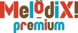 『プレミアMelodiX!』ロゴ