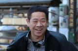 2月20日放送、TBS系『ロンブー淳の一度は行きたい!武将の隠し湯 真田幸村も入った!?最強温泉SP』草津湯畑前で(原西孝幸)(C)SBC