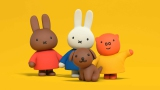 NHK・Eテレで4月10日スタート、『ミッフィーのぼうけん』'Miffy and Friends' (C)copyright Mercis Media bv, all rights reserved
