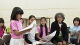 『発表!Nコン2016課題曲』NHK・Eテレで2月28日放送。小学校の部の課題曲「ぼくらのエコー」の作詞を手がけた絵本作家の荒井良二氏(C)NHK