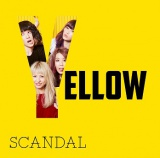 SCANDALニューアルバム『YELLOW』初回生産限定盤