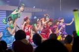 『NMB48 Live House Tour 2016』初日公演より(C)NMB48