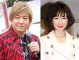 村田和人さんにコメントを寄せた(左から)小室哲哉、平松愛理 (C)ORICON NewS inc.