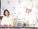 『Amazing Florida Grapefruit Cafe』オープン記者発表会に出席した相武紗季 (C)ORICON NewS inc.