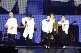 日本ツアー最終公演を行ったBIGBANG