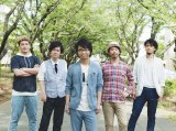 """日本全国の""""頑張っている人""""を応援する5人組アーティスト・wacci"""