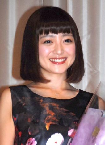 サムネイル 妊娠5ヶ月を発表した安達祐実 (C)ORICON NewS inc.