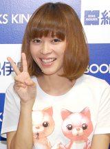 川本真琴の新曲タイトルは「ホラーすぎる彼女です」 (C)ORICON NewS inc.