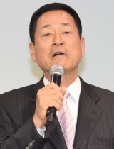 清原容疑者逮捕に持論を語った中畑清氏 (C)ORICON NewS inc.