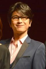 映画『僕だけがいない街』完成披露試写会に登壇した及川光博 (C)ORICON NewS inc.
