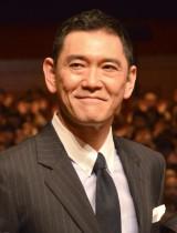 映画『僕だけがいない街』完成披露試写会に登壇した杉本哲太 (C)ORICON NewS inc.