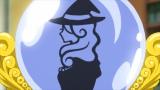 テレビアニメ『魔法つかいプリキュア!』第3話から登場する魔法学校の校長先生が持っている魔法の水晶玉(CV:新井里美)(C)ABC・東映アニメーション