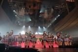 『HKT48 春のライブツアー〜サシコ・ド・ソレイユ 2016〜』東京公演より(C)AKS