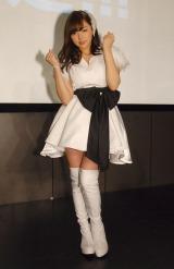 生誕イベント『平成二二六事件#2』を行った篠崎愛 (C)ORICON NewS inc.