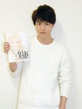 『MARS〜ただ、君を愛してる〜』に出演中の稲葉友 (C)ORICON NewS inc.