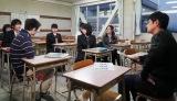 「ふくしま食べる通信」を編集する高校生にインタビュー(福島県郡山市(C)テレビ東京