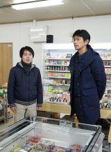 和田さんが開いた仮設店舗(福島県南相馬市小高区)。3月1日放送『ガイアの夜明け』 (C)テレビ東京