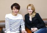 シャーロット・ケイト・フォックスと浅香航大が『マッサン』以来の共演(C)テレビ朝日