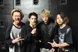 部門賞「BEST ACTIVE OVERSEAS」を受賞したONE OK ROCK