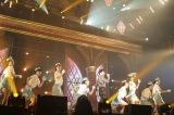 神戸から中継でライブパフォーマンスを披露した星野源 photo by 渡邉 一生
