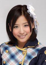 年内でJKT48/AKB48グループ卒業を発表した仲川遥香(C)JKT48