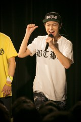 超特急のタカシ(ボーカル)〜男性限定ライブ『BOYS GIG Vol.2』より