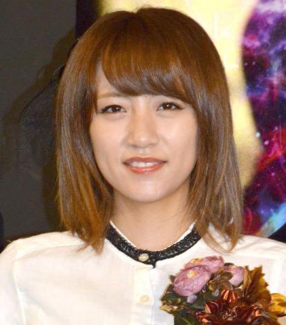 AKB48卒業6日後にソロコンサートを行う高橋みなみ (C)ORICON NewS inc.