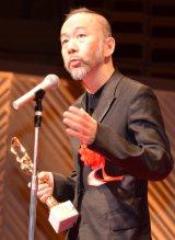 『第70回毎日映画コンクール』表彰式に出席した塚本晋也 (C)ORICON NewS inc.